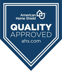 American Home Shield Quality Badge